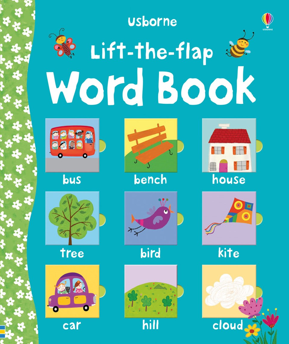 Lift-the-Flap : Word Book