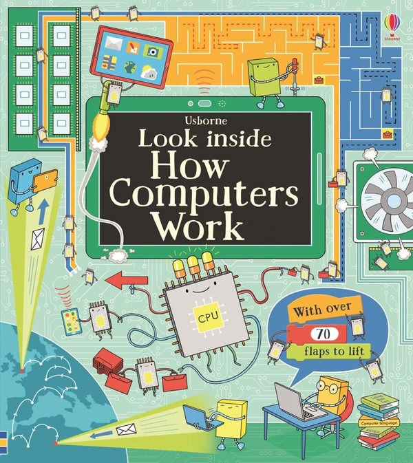 Look Inside: How Computers Work