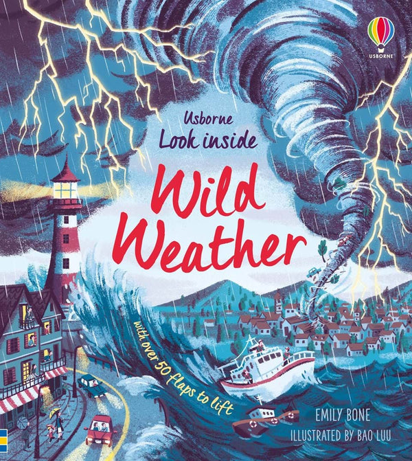 Look Inside: Wild Weather