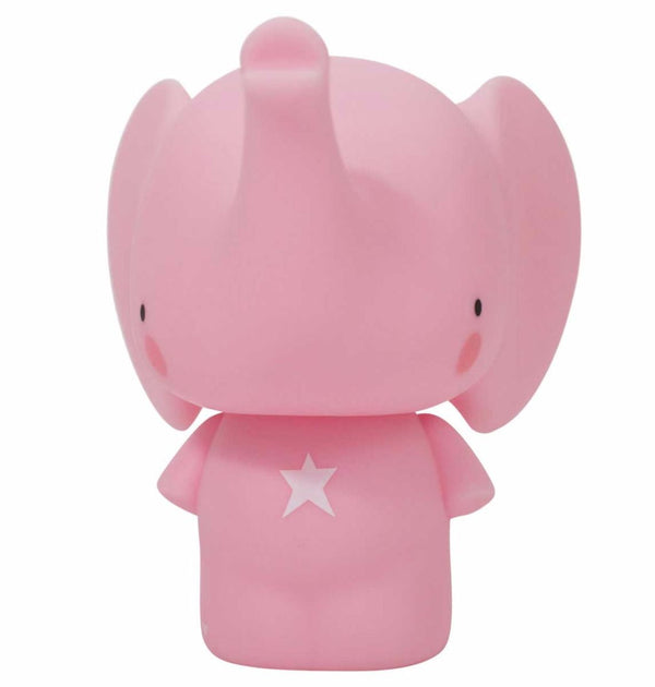 Money Box: Pink Elephant