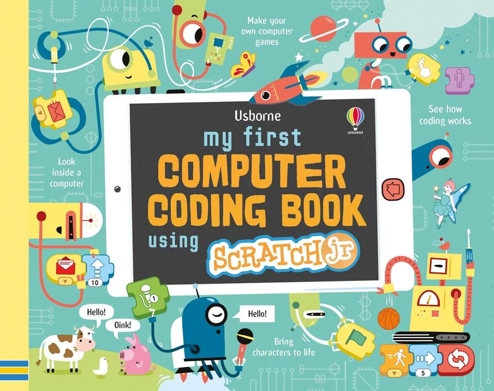 My First Computer Coding Book Using Scratch-Jr