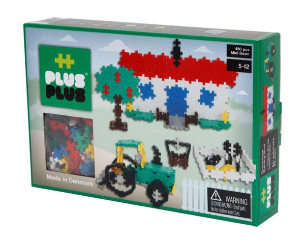 Mini Basic 480PCS - Farm