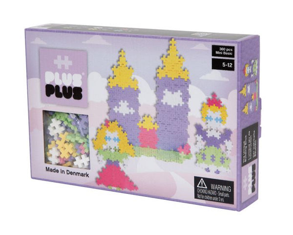 Mini Pastel 360pcs - Princess
