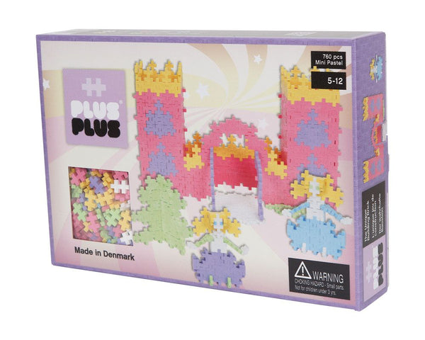 Mini Pastel 760Pcs - Princess
