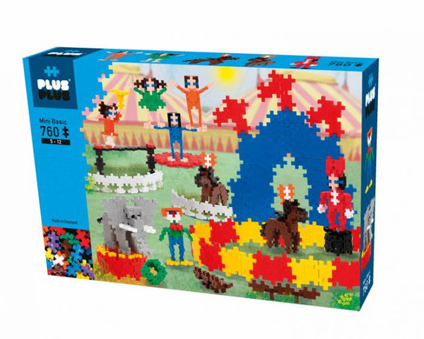 Mini Basic Circus 760PCS