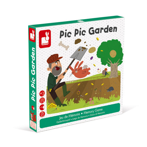 Memory Game - Pic Pic Garden