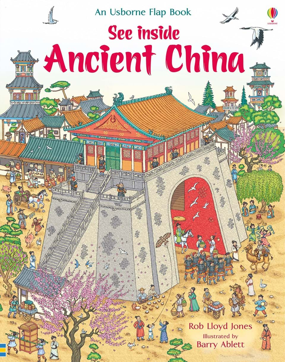 See Inside: Ancient China