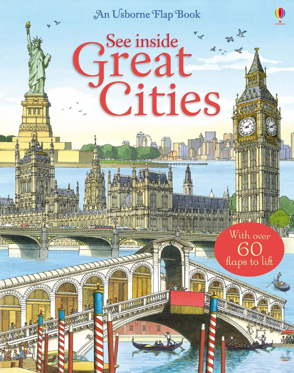 See Inside: Great Cities