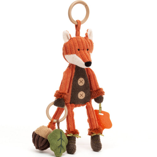 Cordy Roy Activity Toy - Fox