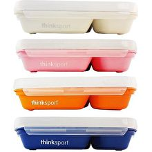 Airtight Lunch Container with Fork/Spoon GO2