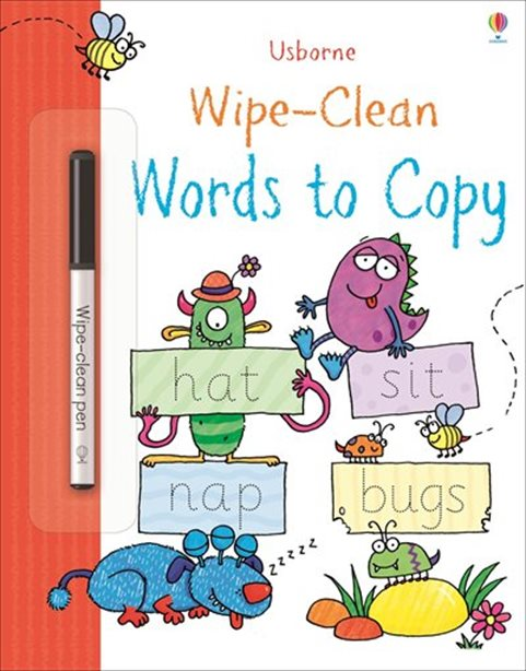 Wipe-Clean : Words to Copy