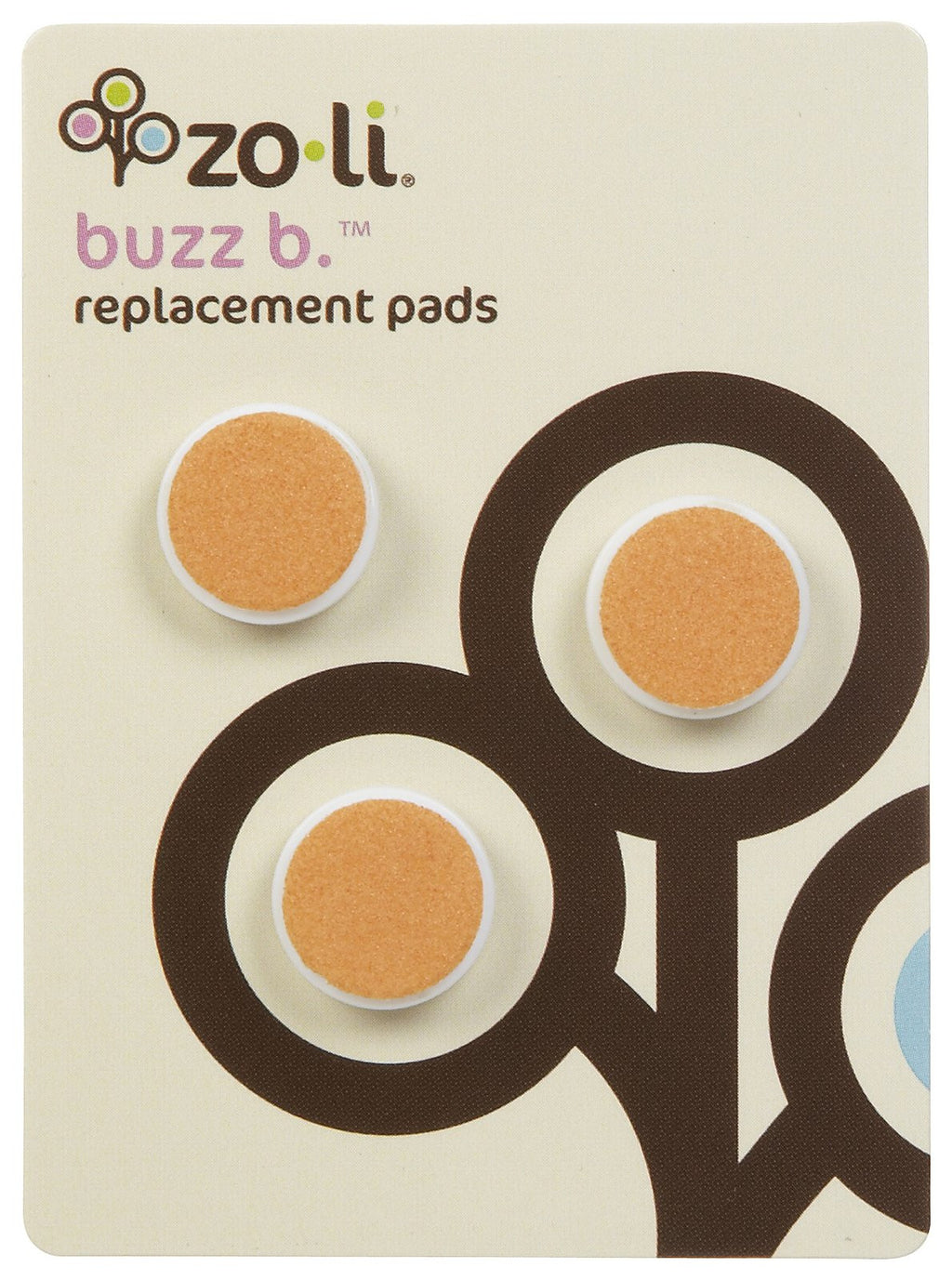 Buzz B Replacement Pads