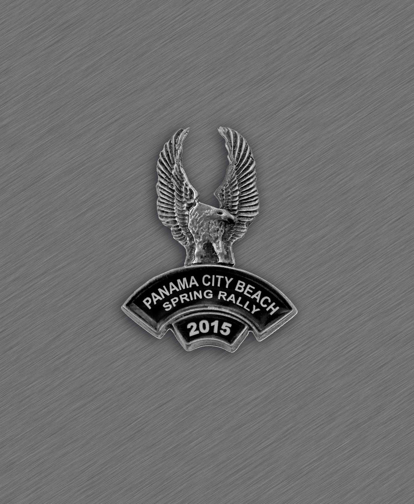 2015 Spring Thunder Beach Pin - Eagle