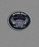 2018 Autumn Thunder Beach Official Pin  - Purple