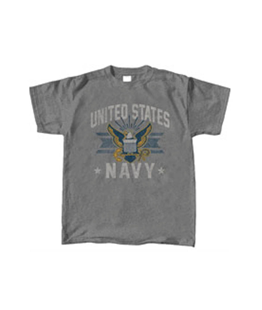 Navy Vintage Graphite T-Shirt