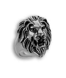 Lion Men Stainless Steel Ring