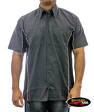 Never Forgotten Two Tone Work Shirt
