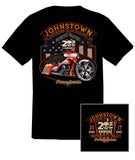 2017 Thunder in the Valley Bagger Black T-Shirt