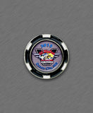 2015 OC BikeFest Casino Chip Official Pin