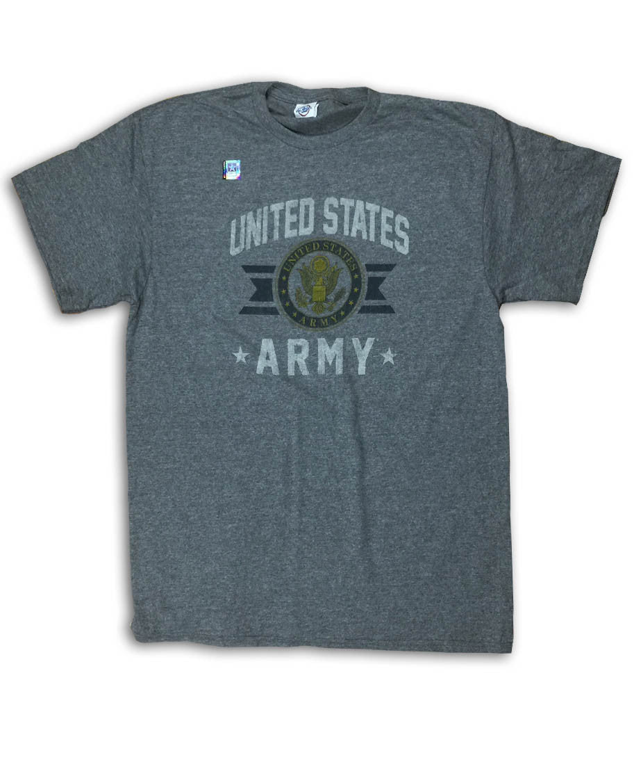 Army Vintage Graphite T-Shirt