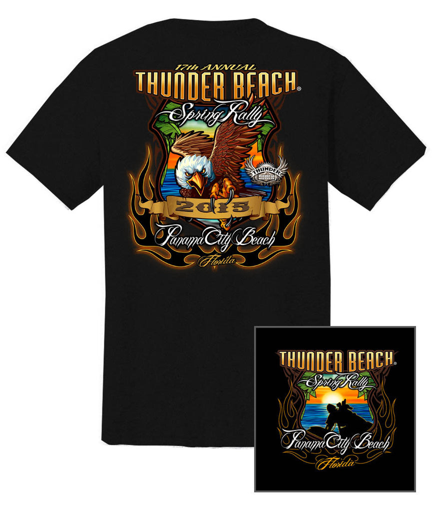 2015 Spring Thunder Beach Eagle Black