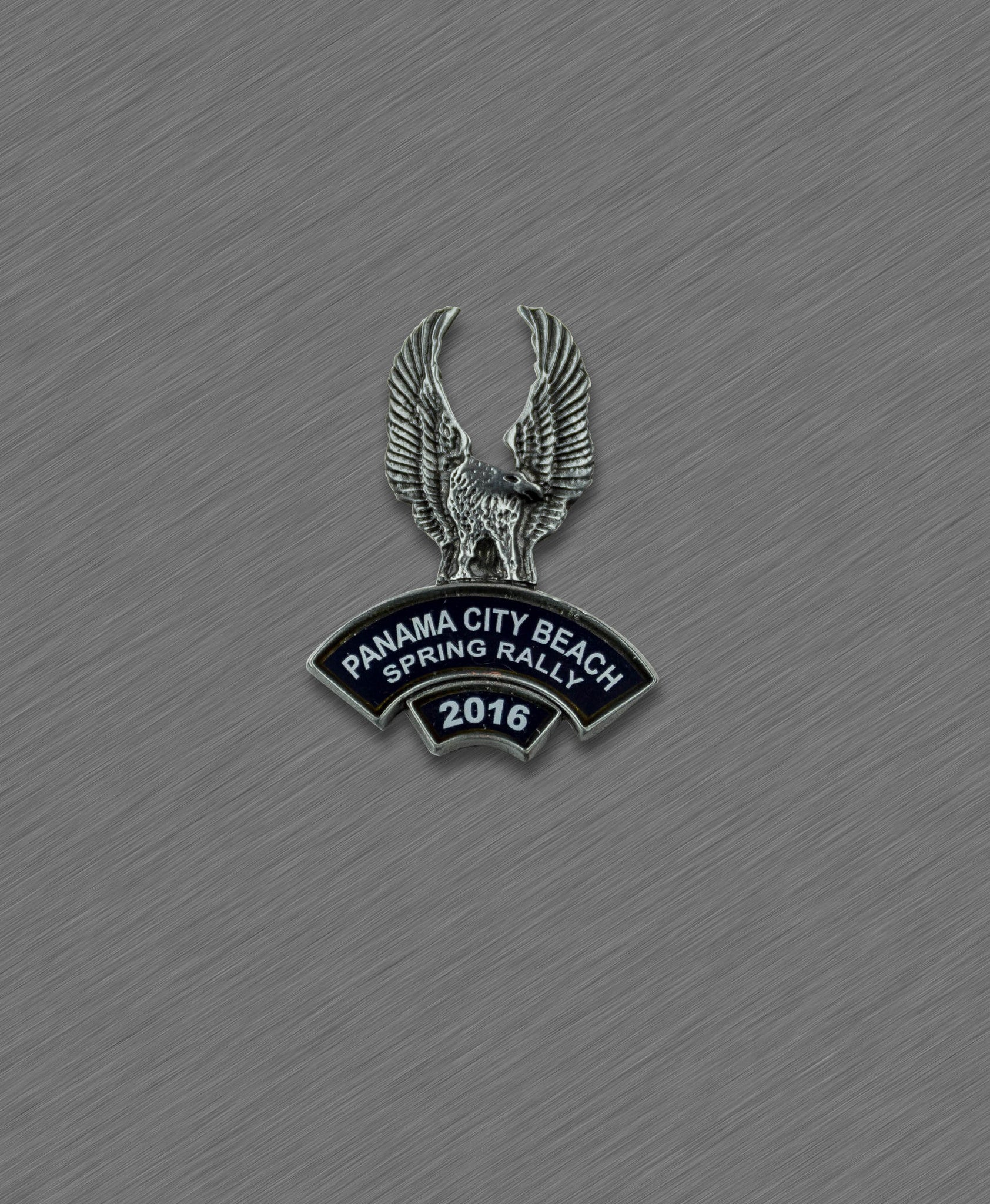 2016 Spring Thunder Beach Pin - Eagle