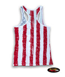 Marilyn US Flag Racer Back Tank
