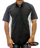 Lucky Seven Two Tone Work Shirt