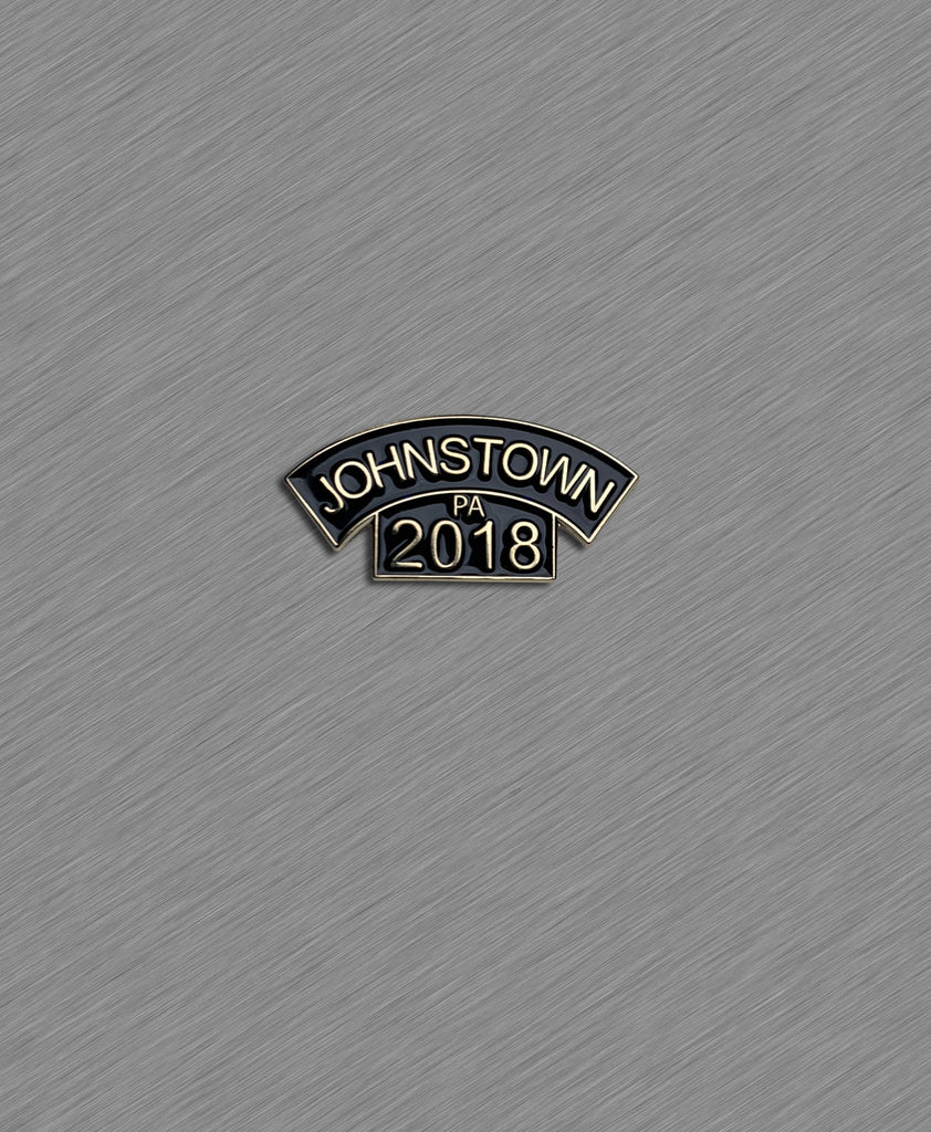 2018 Thunder in the Valley Rocker Style Pin