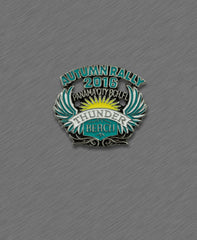 2016 Autumn Thunder Beach Official Pin