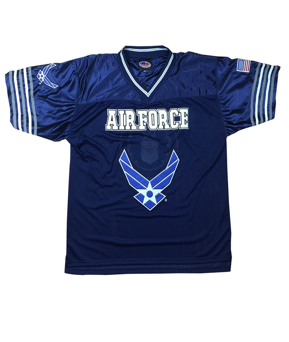 Air Force Football Jersey - Blue