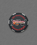 2015 Delmarva Casino Chip Official Patch