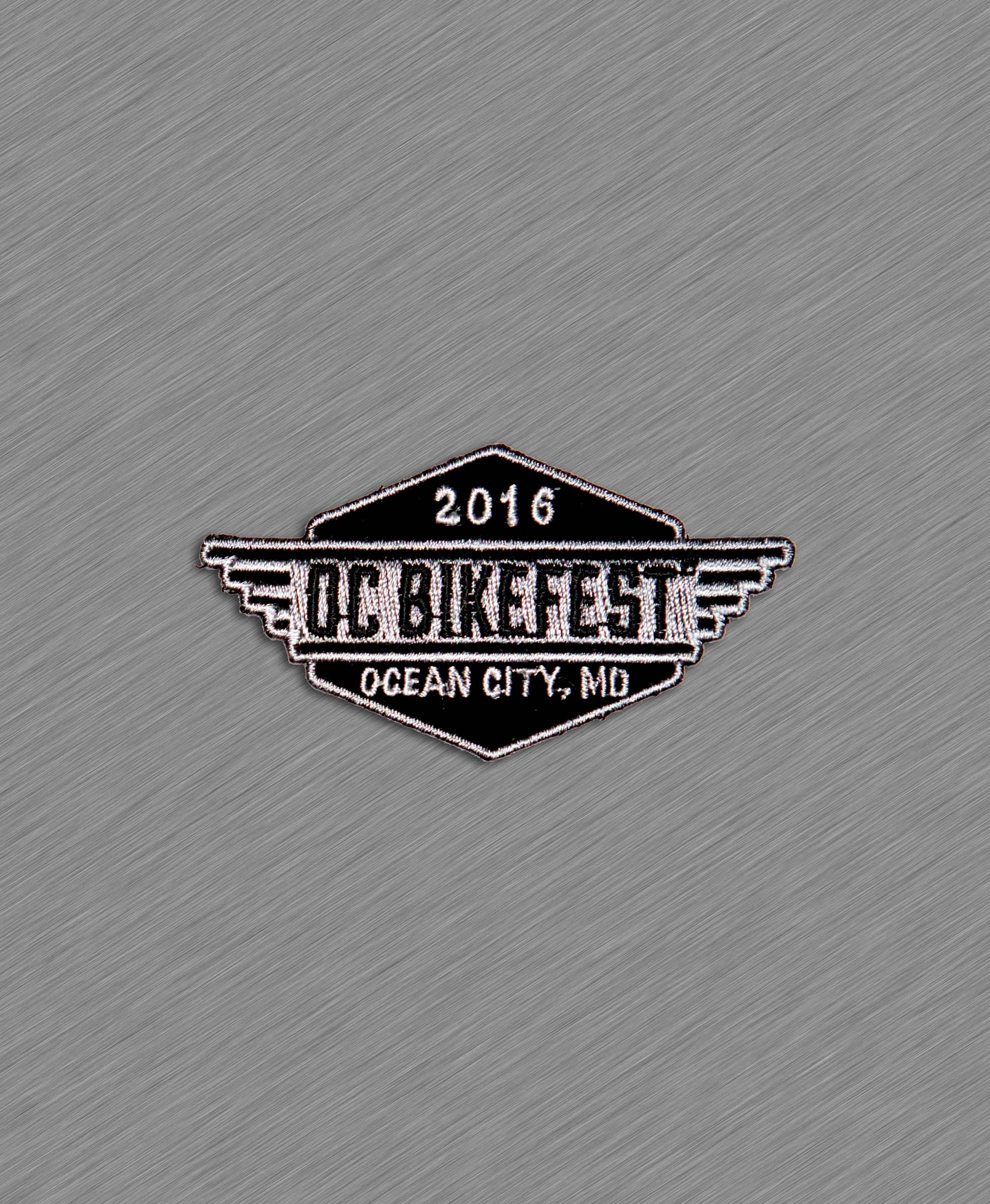 2016 OC BikeFest Official Patch