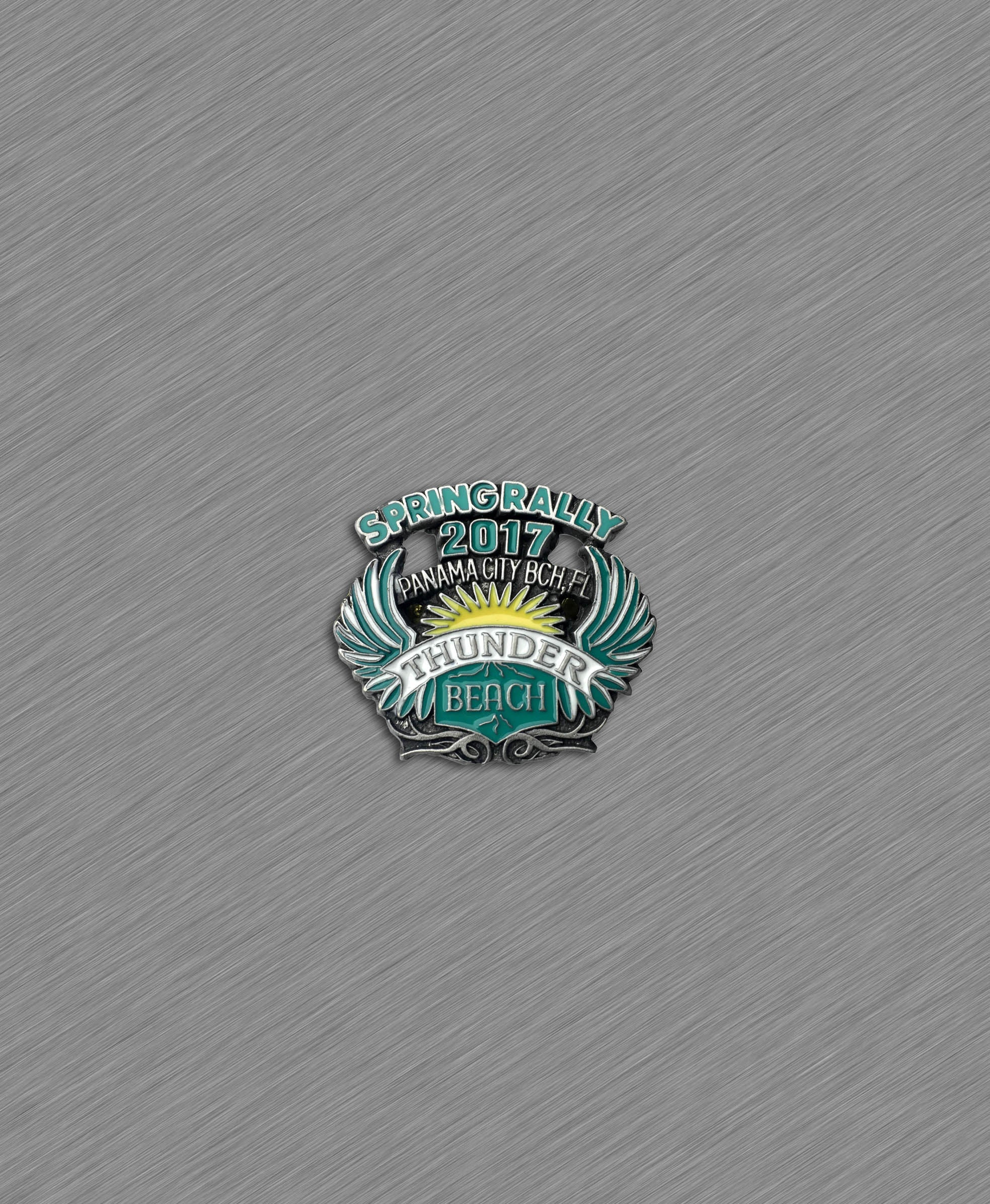 2017 Spring Thunder Beach Official Pin