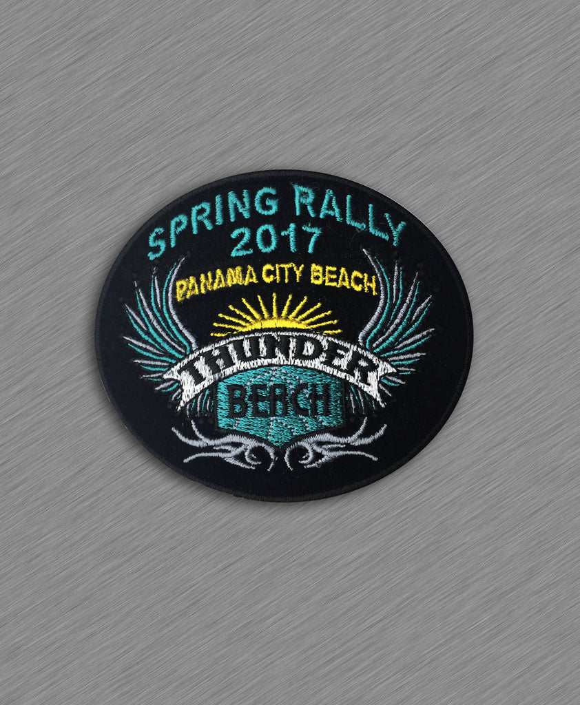 2017 Spring Thunder Beach Official Patch