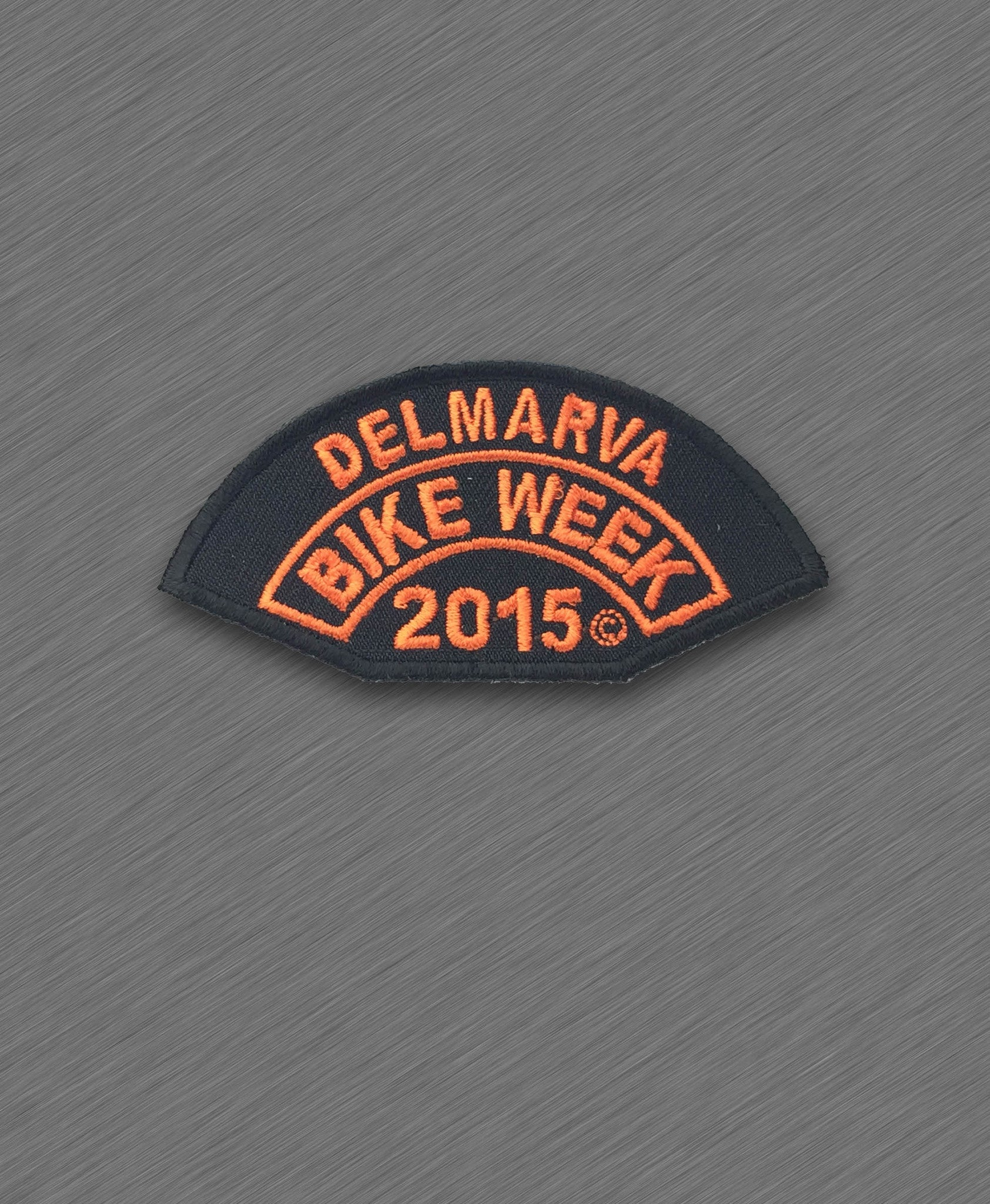 2015 Delmarva Orange and Black Patch