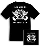 2018 Music City #1 Design Black T-Shirt