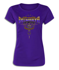 2018 Delmarva Trivals Purple Ladies Top