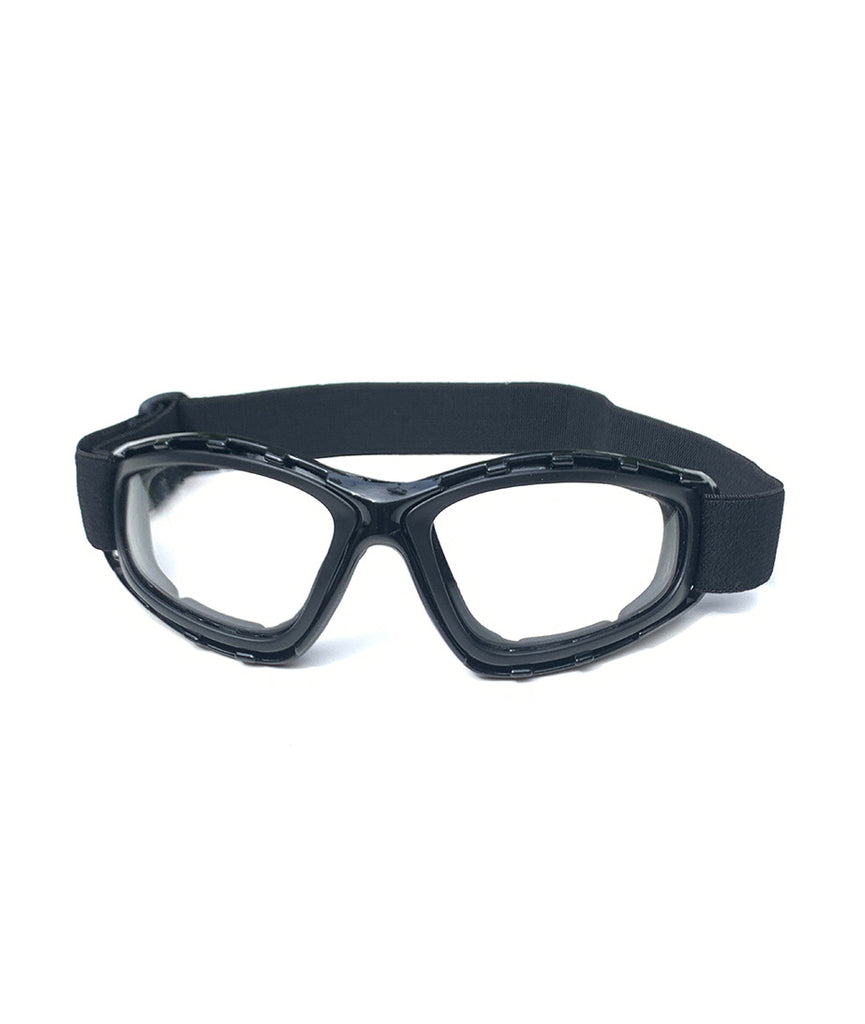 Protective Glasses 9157-SD with Black Frames