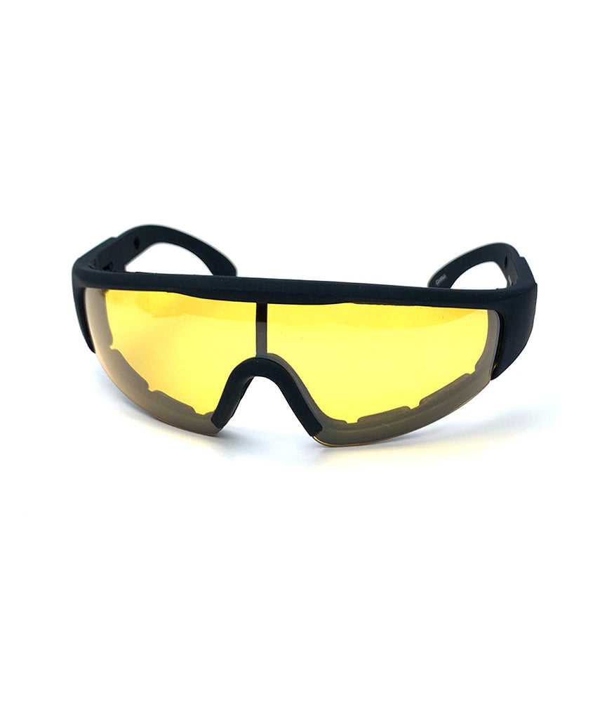 Protective Glasses 8364-SD with Yellow Glass