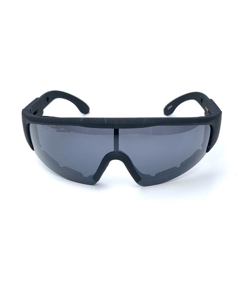 Protective Glasses 8364-SD with Black Glass