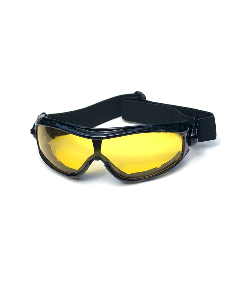 Protective Glasses 9160-SD with Yellow Glass