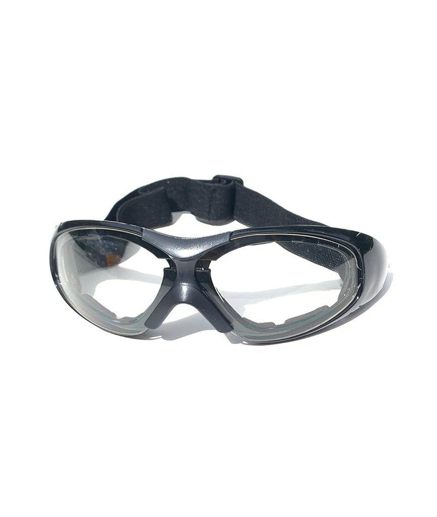 Protective Glasses 9159-SD with Black Frames