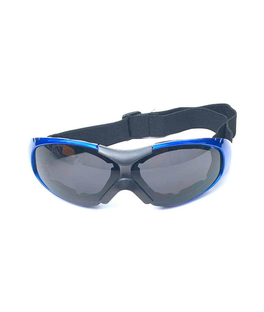 Protective Glasses 9159-SD with Blue Frames