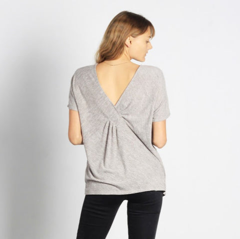 Anders Back Knot Top