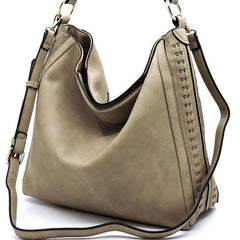 Side Laser Cut Hobo