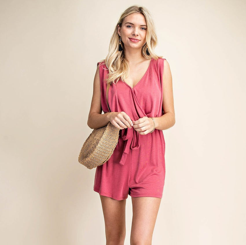 Palm Beach Romper