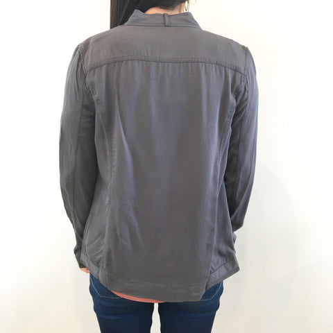 Vincente Dark Charcoal Jacket