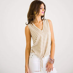 Cut Outs and Knots Tank