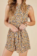 Wildcat Golden Romper